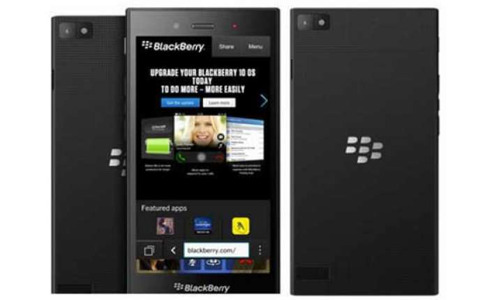 blackberry z3 low cost touchscreen phone launched in jakarta