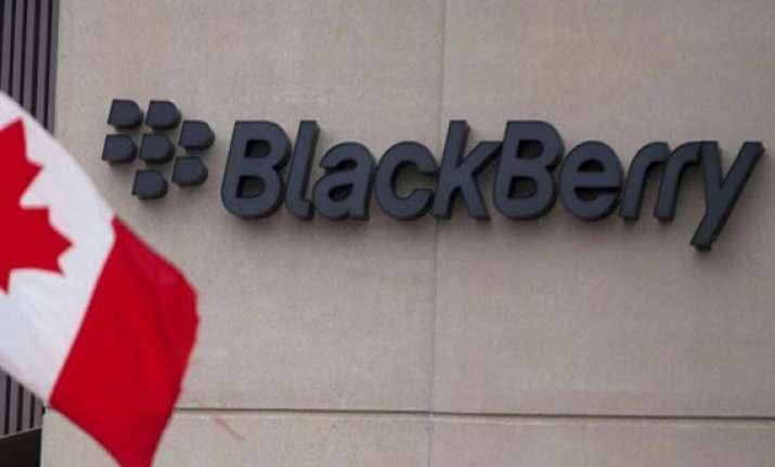 blackberry selling most canadian real estate