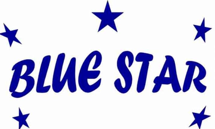 blue star profit up 36 pc at rs 31.01 cr in june quarter