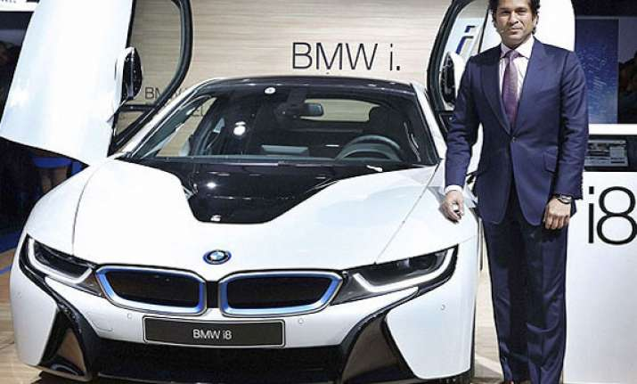 celebrities spotted at auto expo 2014