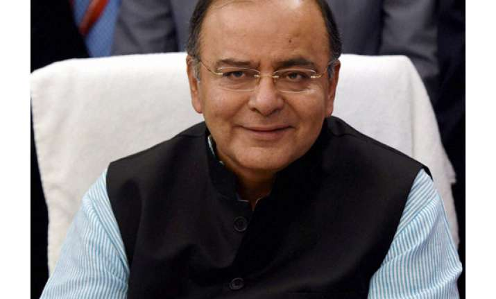 budget only beginning i did whatever i could do arun jaitley
