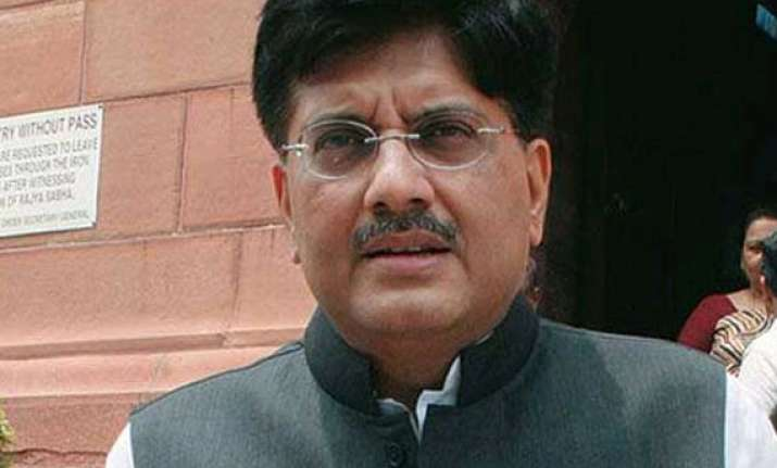 c garh rail proj on track 2 more to be expedited goyal