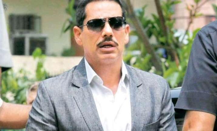 cbi probe sought into vadra s land deal