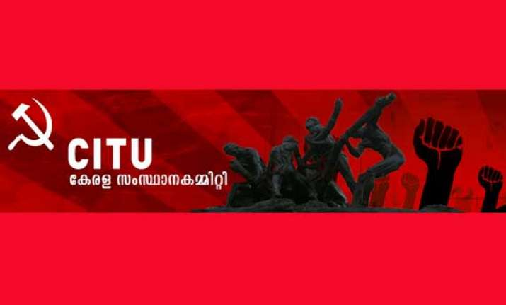 citu opposes move for 100 fdi in defence production