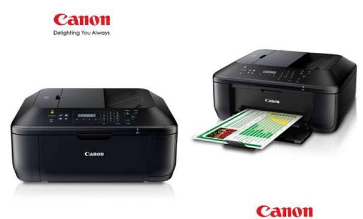 canon india launces 9 inkjet printers targets 30 market
