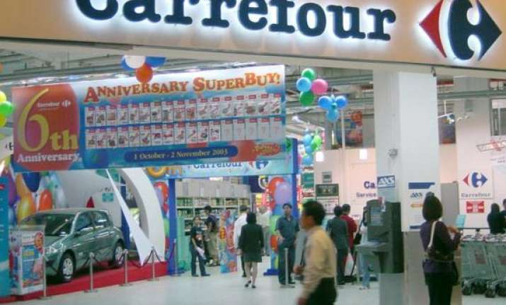 carrefour to end four year presence in india close five