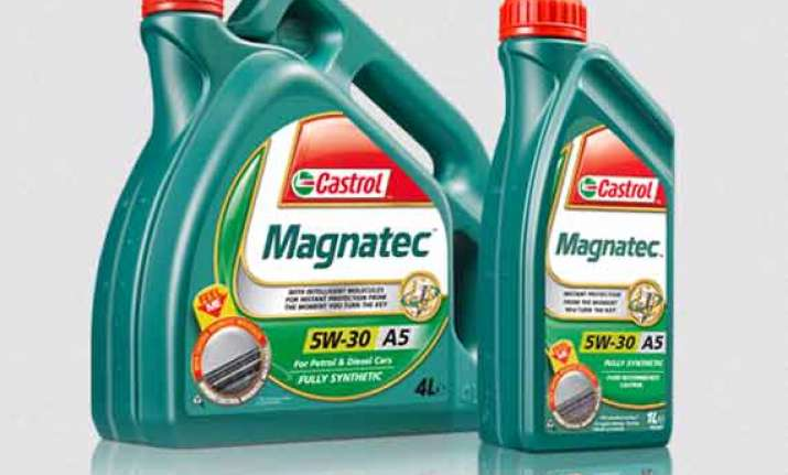 castrol announces launch of engine oil for cars