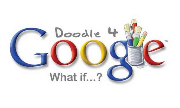 chandigarh teen s doodle on google on children s day