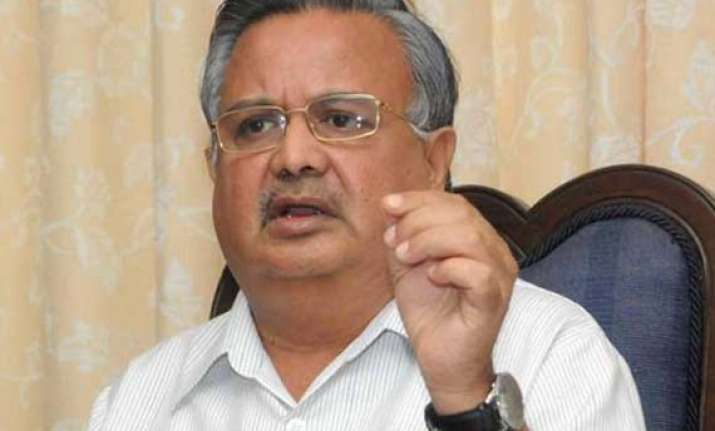 chhattisgarh inks mous worth over rs 1.22 lakh crore at