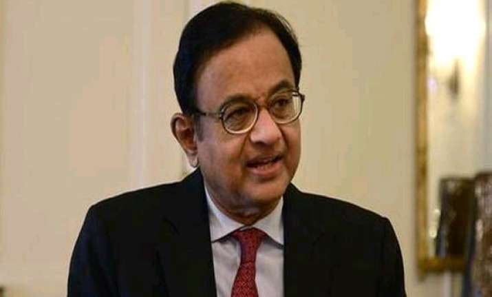 chidambaram investment cycle must start again for high