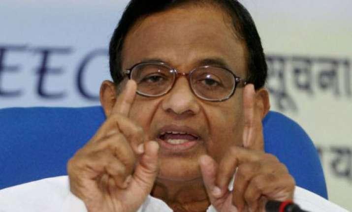 chidambaram proposes rs.2 400 crore to powerloom sector