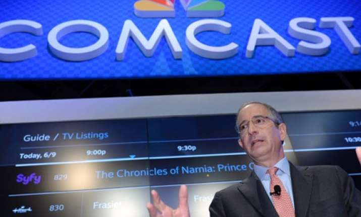 comcast to buy time warner cable for 45 billion in all