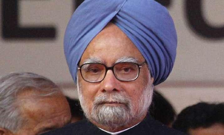 india facing difficult economic situation pm tells rajya