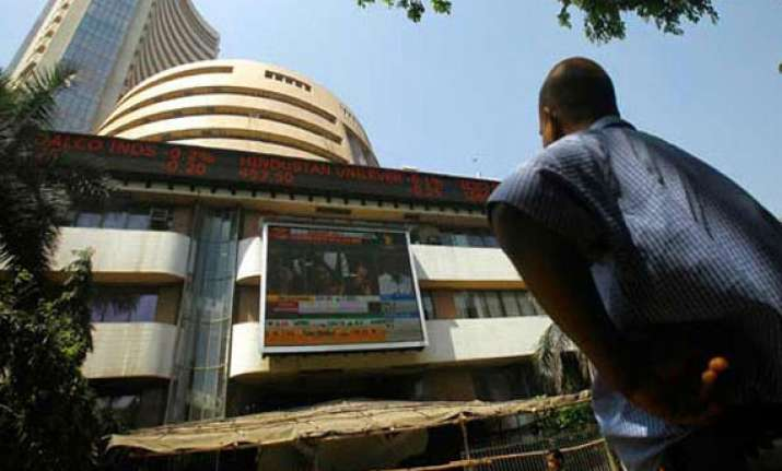 current account gap data auto sales lift sensex by 137 pts