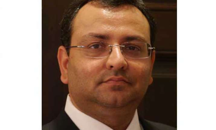 cyrus mistry appointed chairman designate of indian hotels