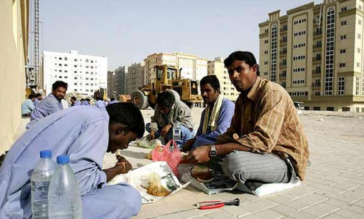 decline in workers from south india leaving for gulf for