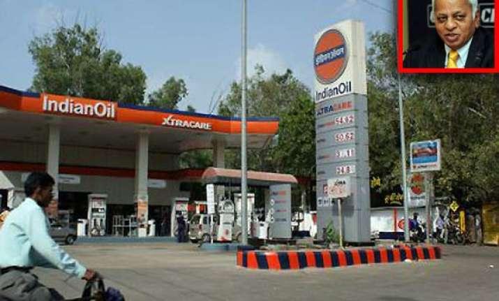 decontrol diesel prices says cii