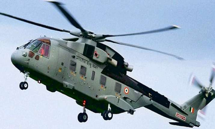 defence ministry to recover italian amount in agusta deal