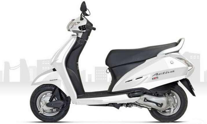 Delhi Auto Expo 2014 Honda Activa 125cc To Take Centerstage