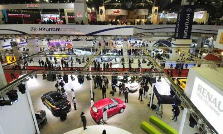 delhi auto expo 2014 begins