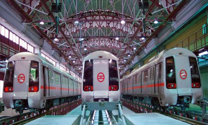 delhi metro turns 20