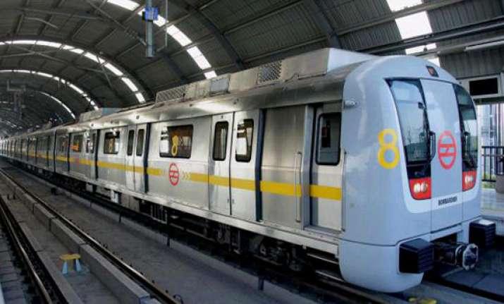 delhi metro videos on etiquette safety