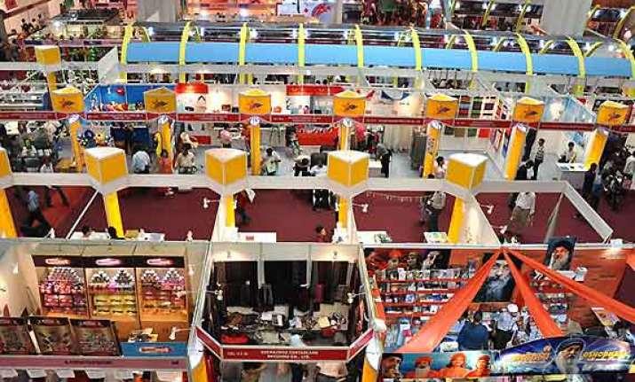 delhi trade fair to have over 6 000 exhibitors