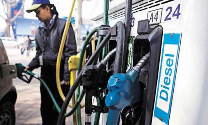 diesel price may be deregulated over next 12 months moody s