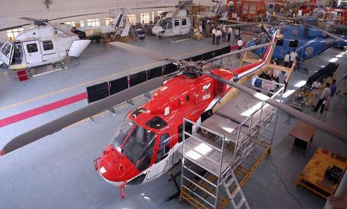 disinvestment of hindustan aeronautics ltd on says pallam