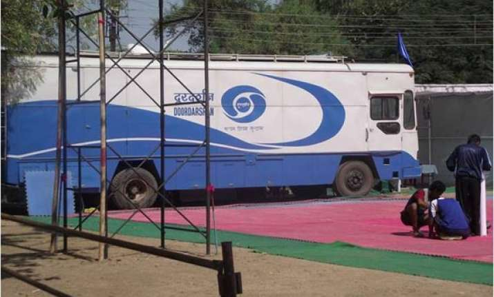 doordarshan will be available on smartphone tablet laptop