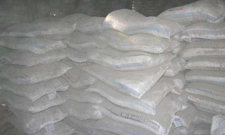 double digit cement sales in july despite monsoon