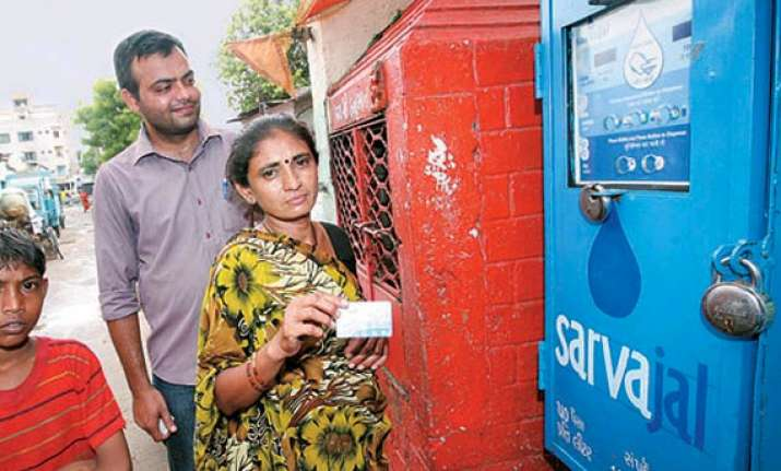 draw water from atms for 30 paise under djb s new initiative