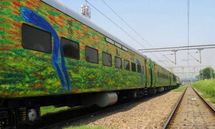 duronto train fares to go up from oct 10