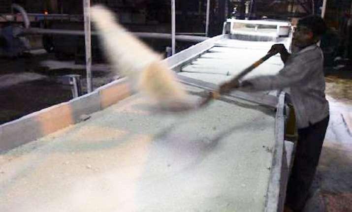 egom nod to extra 1 mt sugar export basmati rice mep slashed