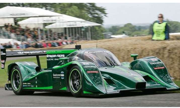 electric car sets new world speed record