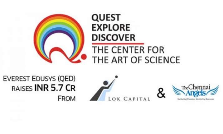 everest edusys raises rs 5.7 crore series a funding from