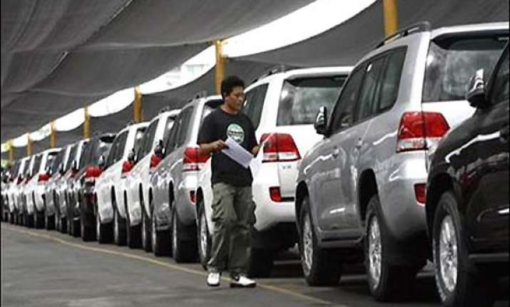 suvs imported cars high end mobiles eating out to cost more