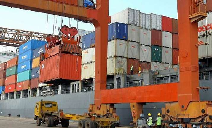 exports up by 46.4 pc in june