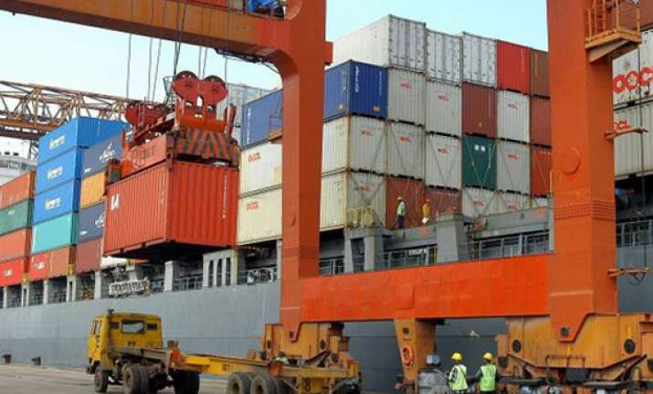 exports dip 4.17 in november government may announce sops