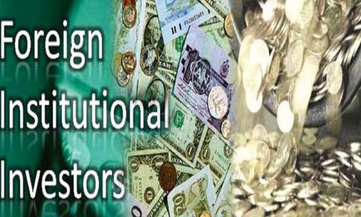 fii inflows hit 10 bn for 2014 cumulative nears 200 bn mark