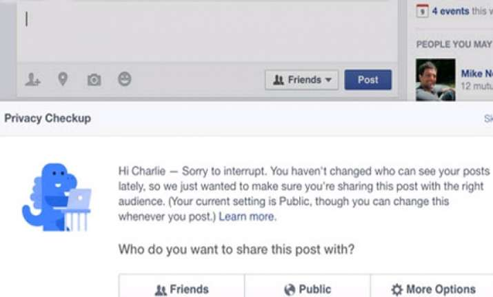 facebook expands privacy checkup tool