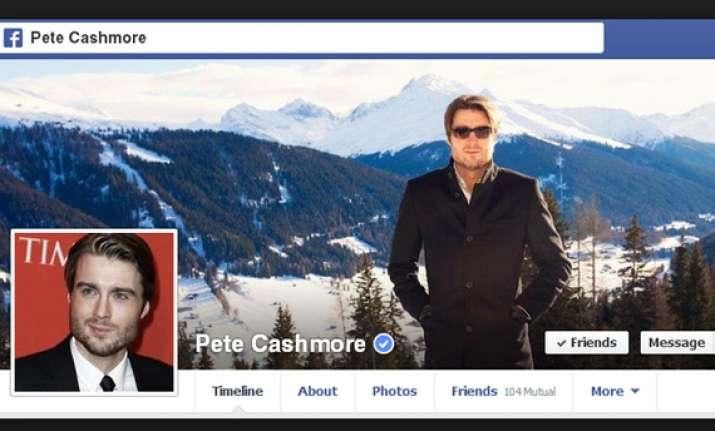 facebook to identify verified profiles