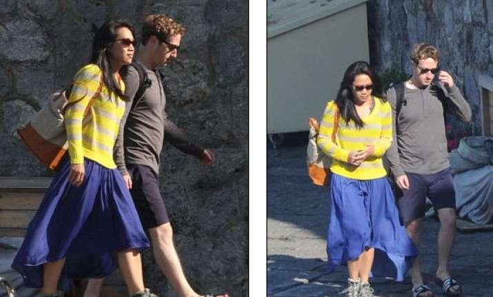 facebook founder mark zuckerberg and wife priscilla chan