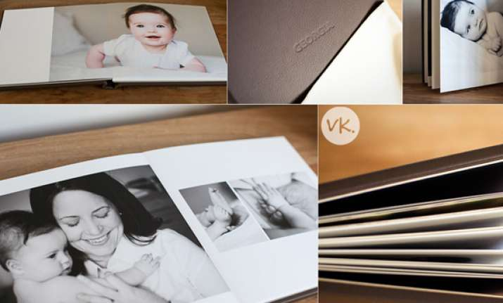 family photo albums are a passe courtesy internet