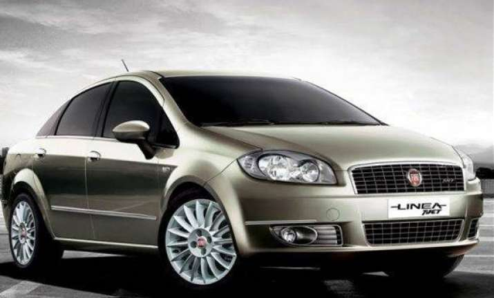 fiat launches 2013 linea t jet in india at rs 7.60 lakh