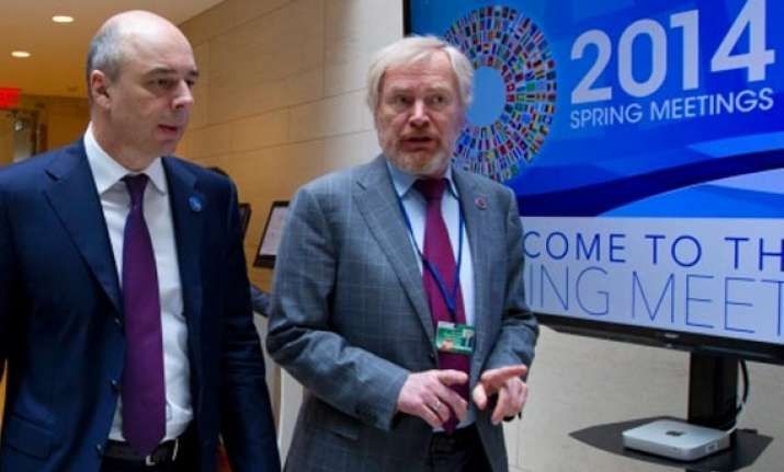 finance officials confident of global growth
