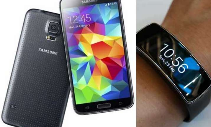 first impressions samsung galaxy s5 and gear fit