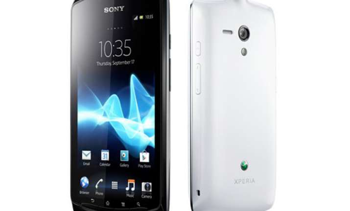 first look of sony xperia neo l india news india tv rh indiatvnews com Xperia Neo- V Sony Xperia Z3