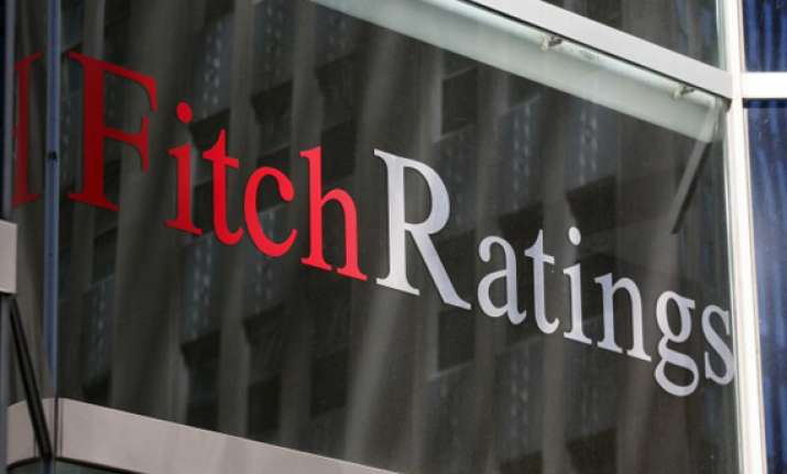 fitch lowers india s credit rating outlook to negative