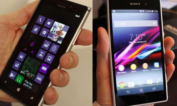 five smartphones with heaviest discounts